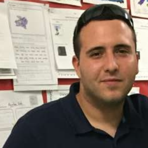 NYSCAS student Lou Epstein found his true passion as a teacher.