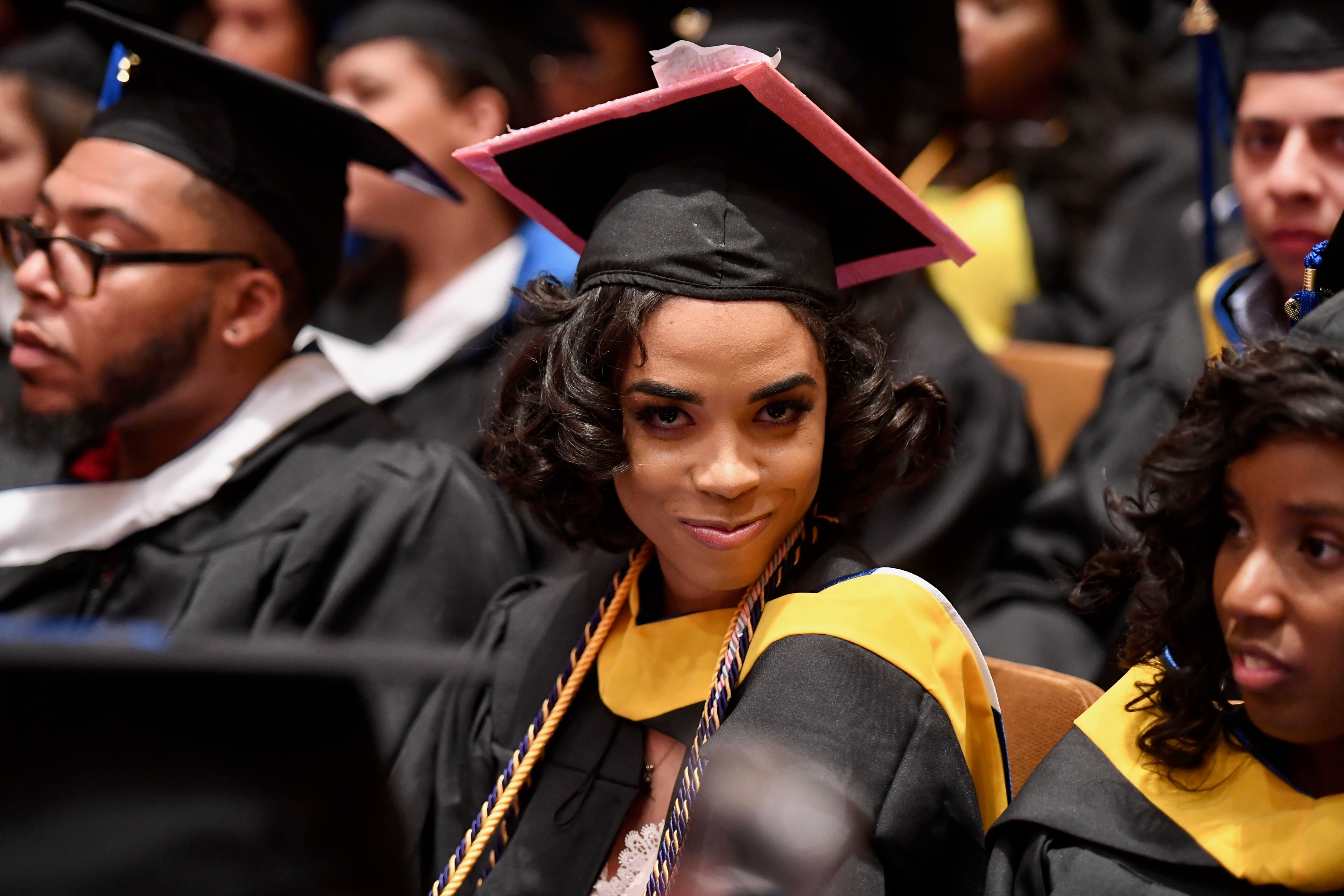 Touro College's NYSCAS Celebrates 45th Commencement
