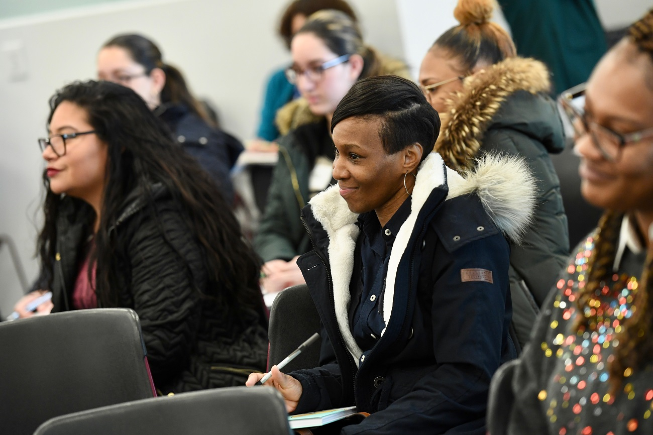 Touro\'s New York School of Career and Applied Studies held two orientation sessions for new students on its newest campus on January 17.